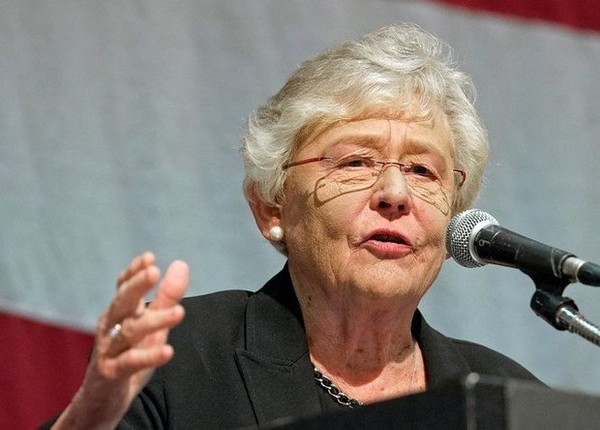 Alabama Gov. Kay Ivey (file photo)