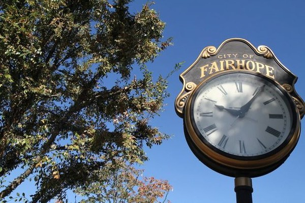 Fairhope voters are scheduled to decide, during a special election on Oct. 2, 2018, if their form of city government should change from council-mayor to council-manager. The Fairhope City Council, however, is seeking a court decision next week on whether the the election should even take place. (file photo).