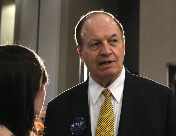Sen. Richard Shelby said he trusts Sen. Charles Grassley, chairman of the Senate Judiciary Committee, to get to the bottom of sexual assault claims made against U.S. Supreme Court nominee Brett Kavanaugh.