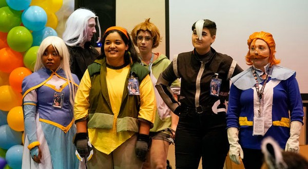 Pelham Public Library has a contest on Nov. 3. Each costume should reflect a manga or graphic novel character that participants see as a role model. (AL.com file)