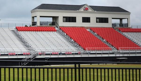 McCord Field at Albertville High. (Mark Almond/preps@al.com)