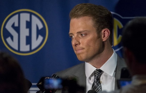 SEC Network's Greg McElroy made it clear he believes there were a number of teams that would have beaten Central Florida in the College Football Playoff this past season. (Vasha Hunt/vhunt@al.com)