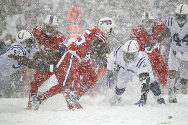 Check Out The Football Weather For Indianapolis Colts Buffalo Bills Game Al Com