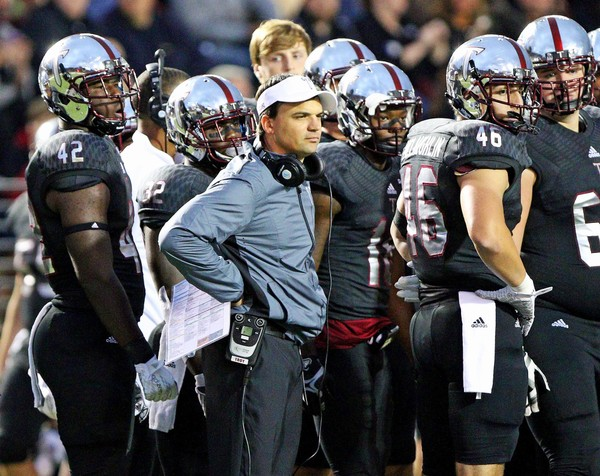 Neal Brown has a chance for another big Power 5 win.