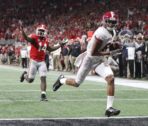 Alabama's CFP national-championship win over Georgia earns second ...