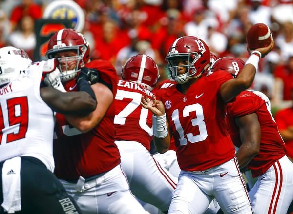 Alabama Vs Lsu Live Stream Live Score Updates College Football 2018 Al Com