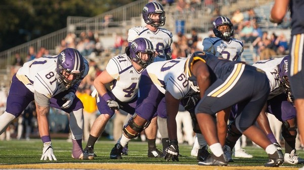 UNA will move up from NCAA's Division II to Division I, and will play its first games as members in 2018. (Photo, UNA Athletics)