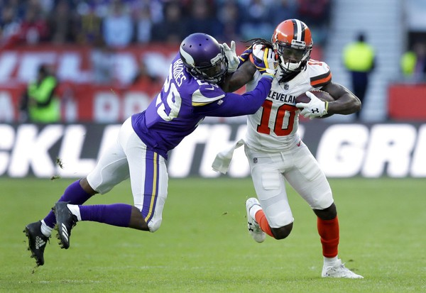 Sammie Coates leaves injuries behind him with move to Houston ...