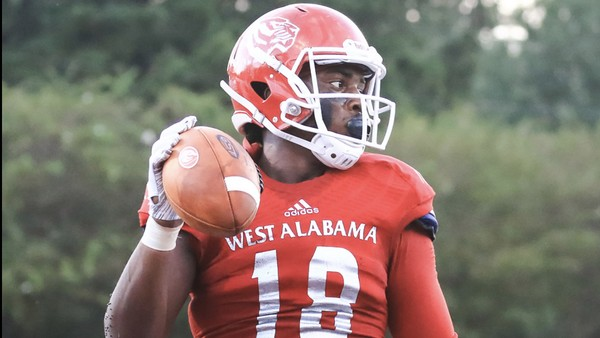 UWA tight end Qua Boyd leads the Gulf South Conference in receiving. cf54cb7d0