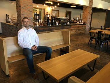 The Wellas revenue-generating and place-making component, Compass Coffee, which opened in February, is intended to be a place people can connect across racial, economic or social boundaries.