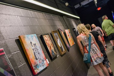During the High Arts Festival, visual art entries will be showcased at Summit Artspace.