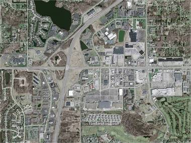 ...and how the Montrose area looked in 2010.