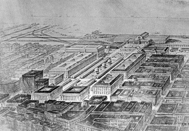 The 1903 Group Plan for downtown Cleveland is still a living vision for the city, albeit in altered form.