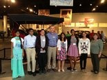 Selected Students to work on the AIHP and WRHS - oral History Project with a grant from the Smithsonian