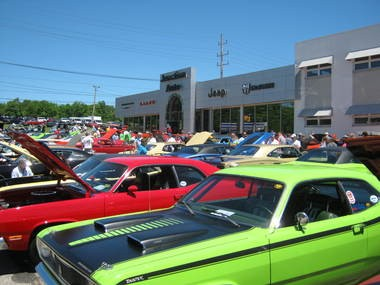 Mopars at Junction celebrates 10th anniversary - cleveland com