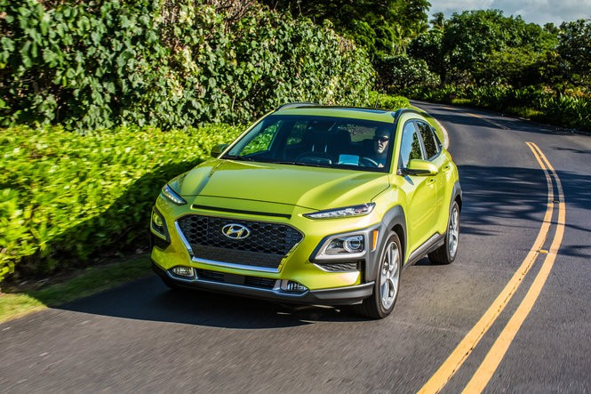 The new Hyundai Kona should be in local dealerships this spring