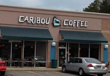 Caribou Coffee at Avon Commons