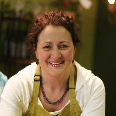 Anne Eren is one of three owners of The Olive Scene