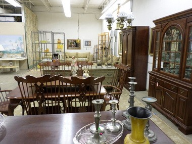 The Gathering Place Warehouse, 4911 Commerce Parkway in Warrensville Heights, will hold a furnishings sale marking its 15th year of existence from 9 a.m. to 2 p.m. May 2, and from 10 a.m. to 1 p.m. May 3.