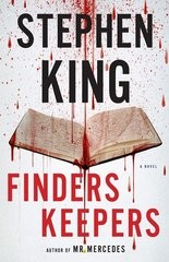 """Finders Keepers"" (Scribner, 431 pp., $30. Published June 2.)"
