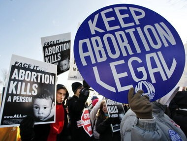 The debate on abortion rights brings out strong emotions from people on both sides of the issue. A report from the Ohio Department of Health found that abortions increased in the state from 2011 to 2012.