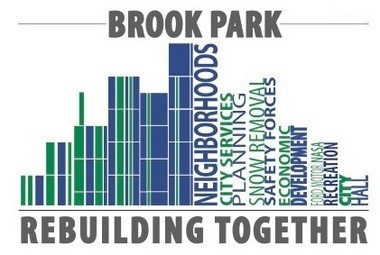 This image is from the revamped home page of cityofbrookpark.com.