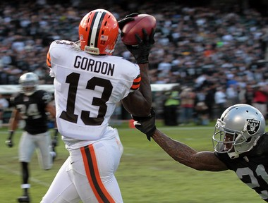 Josh Gordon was a find as a supplemental draft selection last summer. But the Browns clearly need more weapons for the passing game, regardless of who the quarterback will be.
