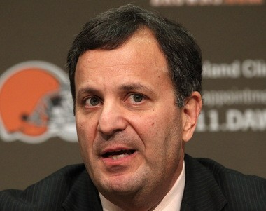 """Mike Lombardi, the Cleveland Browns' new vice president of player personnel, says receiver Josh Gordon should not be concerned about his status with the team. Lombardi last year called Gordon's selection in the supplemental draft a """"waste'' of a pick."""