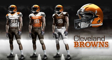 aa5c1dfe9bc Cleveland Browns new uniforms  Fan-submitted designs