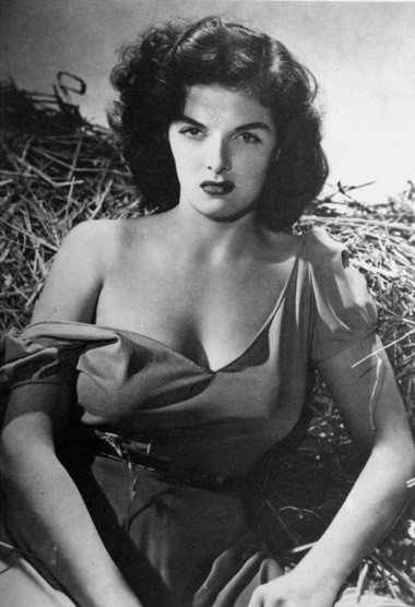 Actress Jane Russell was married to Cleveland Rams quarterback Bob Waterfield and they resided in a downtown hotel.