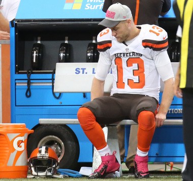 4a4e70bf Browns shouldn't start Johnny Manziel if Josh McCown is healthy ...