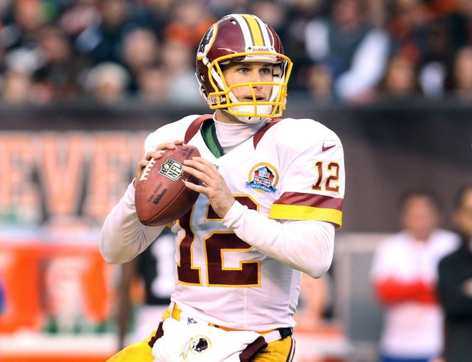 Kirk Cousins made his first career start against the Browns in 2012, a 38-21 win in which he threw for 329 yards and two touchdowns.