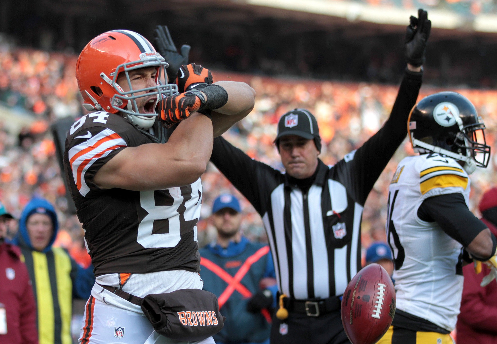 Cleveland Browns tight end Jordan Cameron treated for possible ...