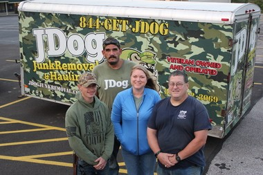 Hauling Away Your Junk With Military Pride - cleveland com