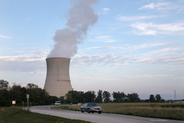 The Davis-Besse nuclear plant east of Toledo on Lake Erie would have received subsidies paid for by consumer surcharges under a plan approved unanimously by the PUCO but rejected unanimously by the Federal Energy Regulatory Commission, or FERC, on Wednesday. The company has not decided its next step.