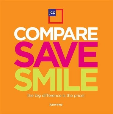 "This image provided by J.C. Penney shows the company's new advertising campaign. Penney is still embracing its ""fair and square"" strategy as the cornerstone of its reinvention plan, and says the promotions will be targeted. But the latest tactic acknowledges that middle-income shoppers can't be weaned off sales."