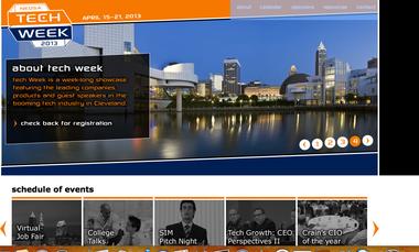 Screenshot from NEOSA's Tech Week in April