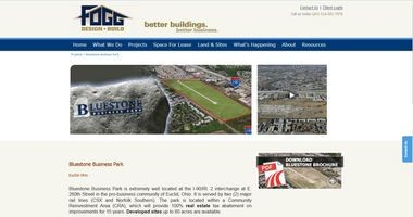 Ray Fogg Building Methods plans to start construction within 30 days on a semi-speculative warehouse building at the Bluestone Business Park in Euclid. Tenants are struggling to find modern industrial buildings in Northeast Ohio, which didn't experience the building boom that hit other cities before the recession. Recent leases in Cleveland's southeast suburbs will make the market tighter.