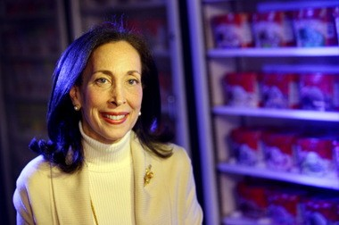 Pierre's Ice Cream CEO Shelley Roth came up with the idea for making Hola Fruta! Pure Fruit Sherbet and Fruit Bars six years ago because of her interest in antioxidant-rich fruits.