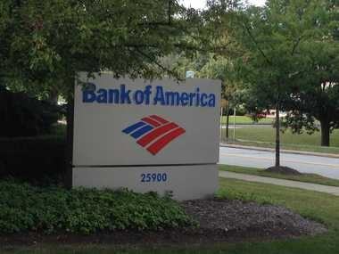 Bank of America employees leaving their Beachwood offices Thursday were devastated the operation is closing.