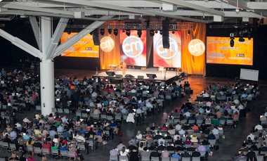 The third annual Content Marketing World conference drew more then 1,750 people to the Cleveland Convention Center, 75 percent of whom were first-time visitors, according to organizers.