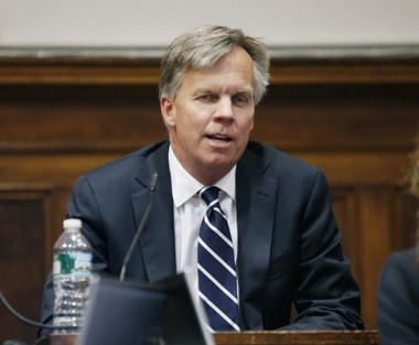 """Ron Johnson, former Chief Executive of JCPenney, testified to the New York State Supreme Court that Martha Stewart was a key component of his ambitious plans to rebrand JCPenney as """"America's Favorite Store."""" He succeeded in wooing her and her company, Martha Stewart Living Omnimedia, away from an exclusive contract with rival Macy's."""
