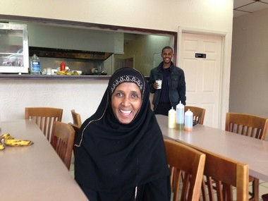 Kafaya Mohamed is widely known as the best cook in the Somali community of Cleveland. She and her son, Ahmed, just opened Kafaya's Kitchen on West 117th Street near the family's home.