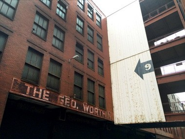 A former George Worthington Co. building in Cleveland's Wharehouse District will be converted to apartments, with condominiums on top, in a project that won $5 million in Ohio historic preservation tax credits on Friday. At 629-728 Johnson Court , the brick building is one of several once occupied by a major hardware wholesaler and distributor.