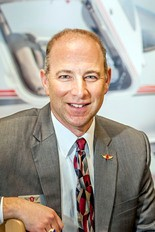Seth Young, director of the Center for Aviation Studies at The Ohio State University