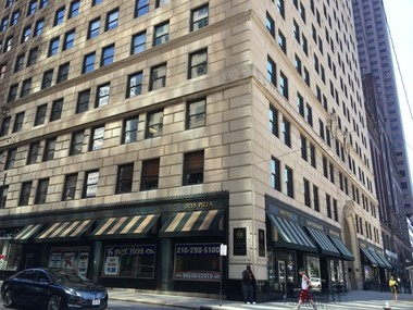 K&D hopes to get a listing on the National Register of Historic Places for the Leader Building, which was constructed in 1913 for the Cleveland Leader newspaper.