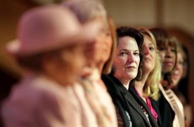 Jodi Berg, president and CEO of Vitamix, was among the six 2014 YWCA Women of Achievement Award winnersin May.