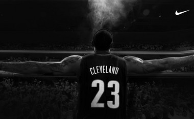 The city's design review committee approved the Sherwin-Williams Co. and Gigantic Media's new 10-story banner of LeBron James on the side of the Landmark Office Towers. The proposal now goes to the city's planning commission, which is scheduled to vote Friday.