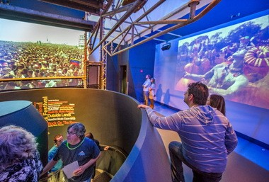 Rock and Roll Hall of Fame executives think the Rockathon could inspire new exhibits in a museum now honoring the music festival experience.
