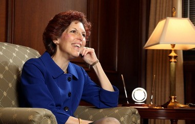 Loretta Mester became president/ CEO of the Cleveland Federal Reserve Bank in June.